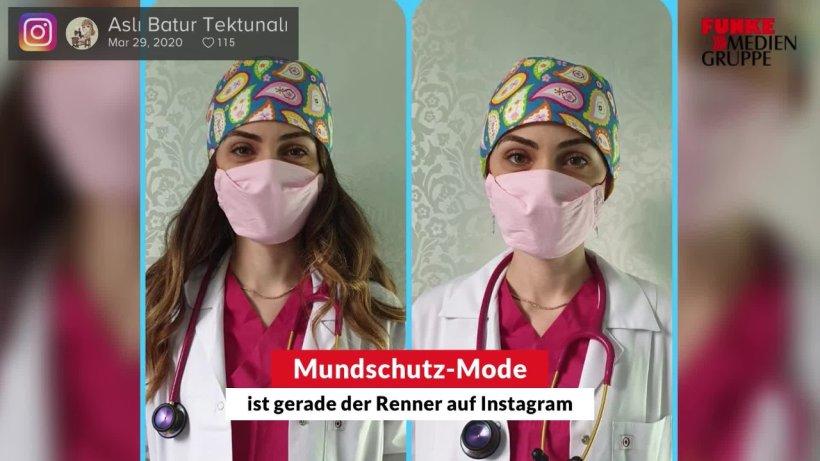 H&M Mundschutz