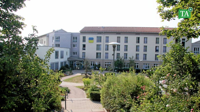 Coronafall im Reha-Zentrum Bad Frankenhausen: 23
