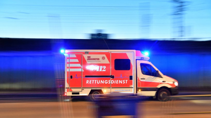 Autofahrer bei Unfall in Suhl tödlich verletzt - Thüringer Allgemeine