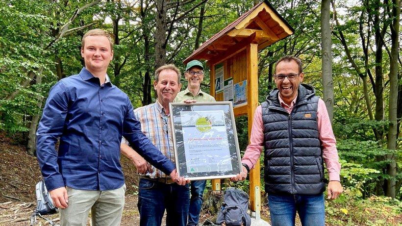Eichsfelder Wanderroute erneut ausgezeichnet