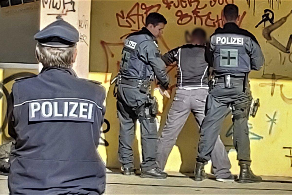 Zwei Vorfälle bei AfD-Familiennachmittag in Erfurt