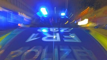 Die Polizei ermittelt nach einer Vergewaltigung am Roten Berg.