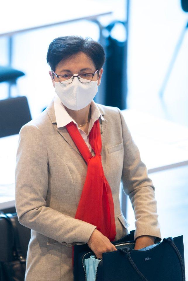 SPD-Finanzministerin Heike Taubert