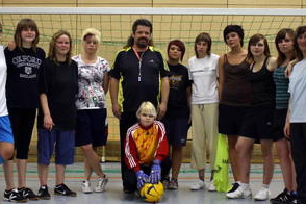 Thuringens Erfolglosesten Fussballerinnen Bleiben Entspannt