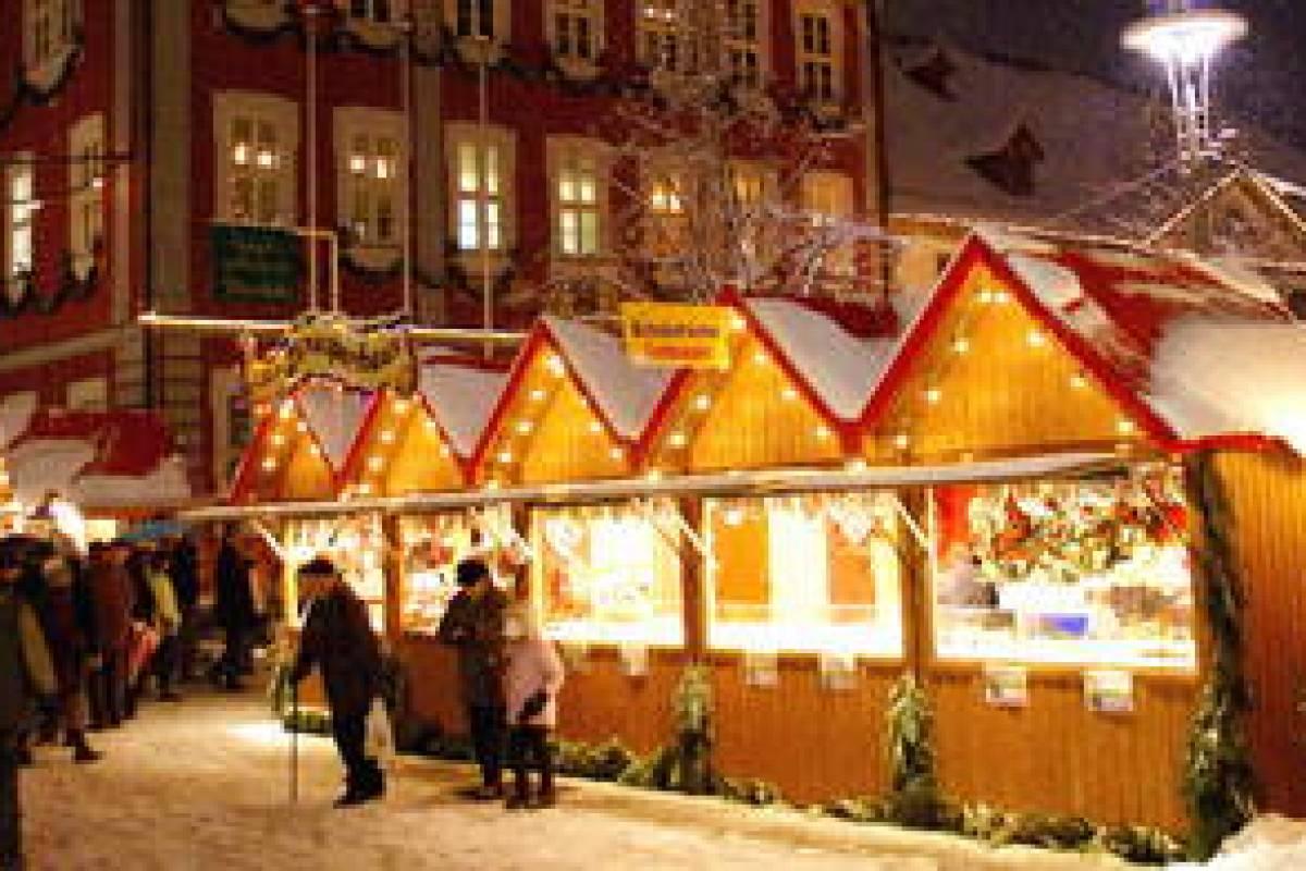 Suhl Weihnachtsmarkt.Suhler Chrisamelmart Wird Am 25 November Eröffnet Land Und Leute