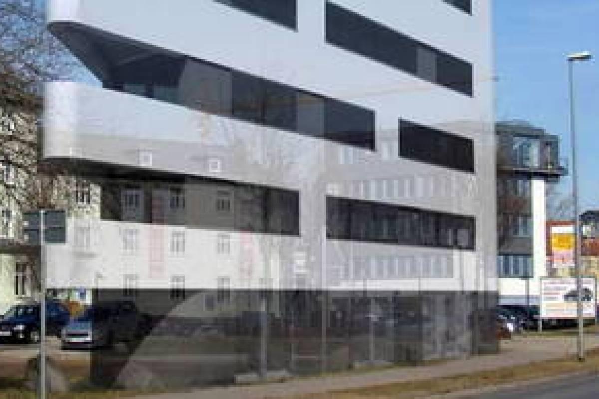 Neubau mit dreieckigem Grundriss in Ilmenau | Wirtschaft | Thüringer ...