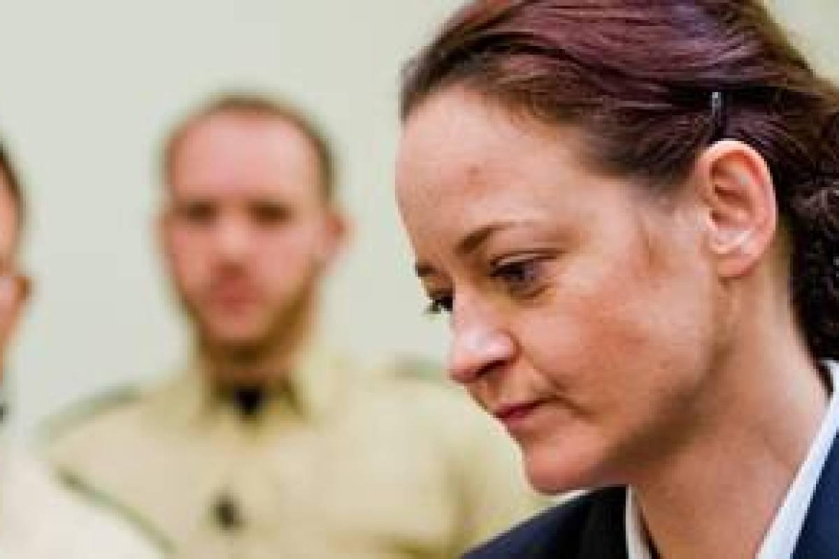 Mögliche Wende im NSU-Prozess: Zeugin will Zschäpe nahe Dortmunder