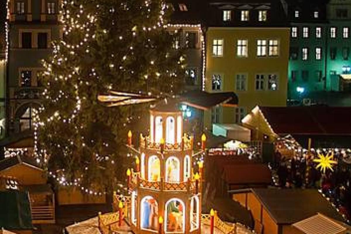 Wo Stand Der Erste Weihnachtsbaum.100 Gründe Thüringen Zu Lieben 61 Die Erfindung Des