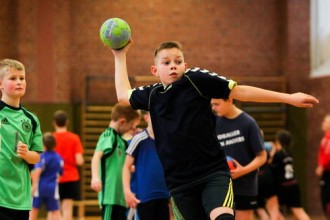 Ex-Bundestrainer Dago Leukefeld trainiert Südharzer Handball