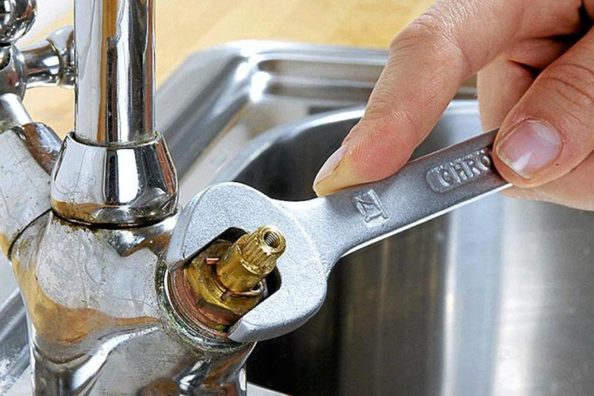 Wenn Der Wasserhahn Tropft So Funktioniert Die Reparatur