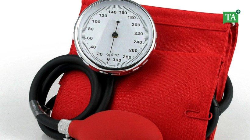Komm mal runter: Hohen Blutdruck mit natürlichen Mitteln..