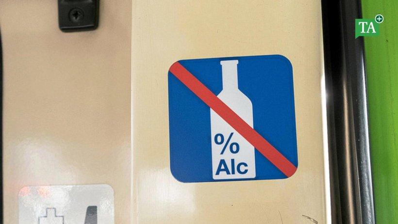 Deutsche Bahn Alkohol