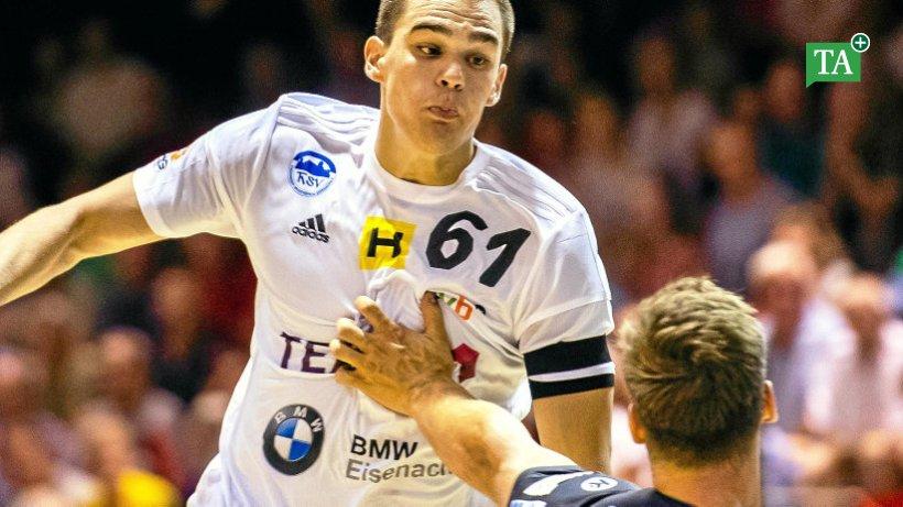 Rot Handball