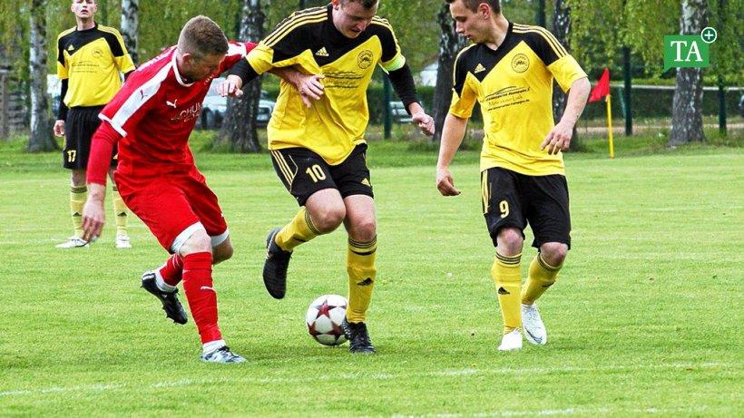Fußball Thüringen Kreisoberliga