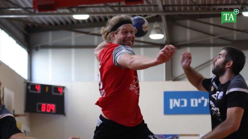 Gabor Langhans: Ein Handball-Exot in Israel