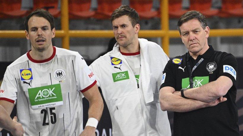 Historische Pleite: Deutsche Handballer nur WM-Zwölfter