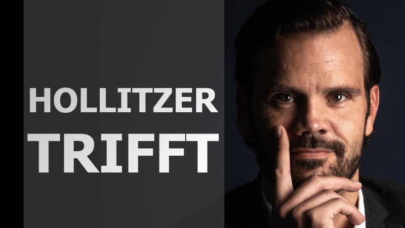 Hollitzer trifft Alfons: Der Künstler mit der DDR-Trainingsjacke in der Pandemie