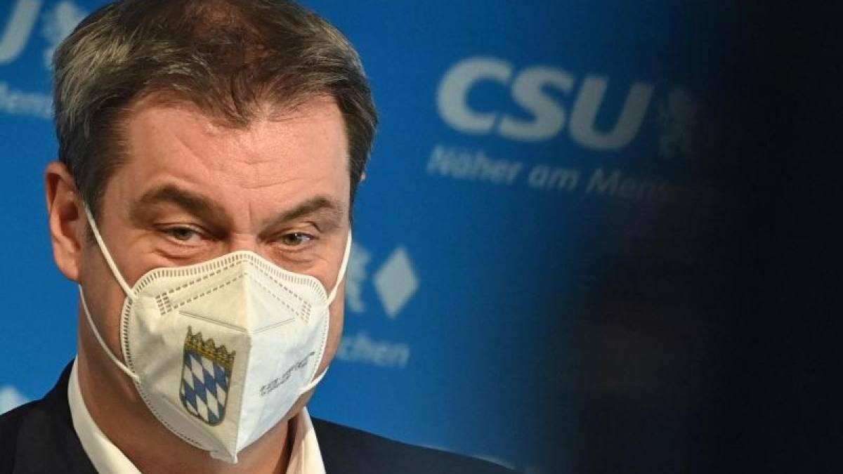 Markus Soder Frau Familie Kinder Alle Infos Zum Csu Chef Politik Thuringer Allgemeine