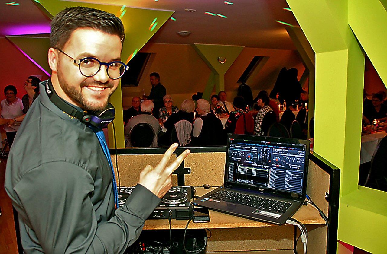 Christian Reim will eigentlich als Discjockey und Eventmanager arbeiten. Das geht aber in der aktuellen Situation nicht.