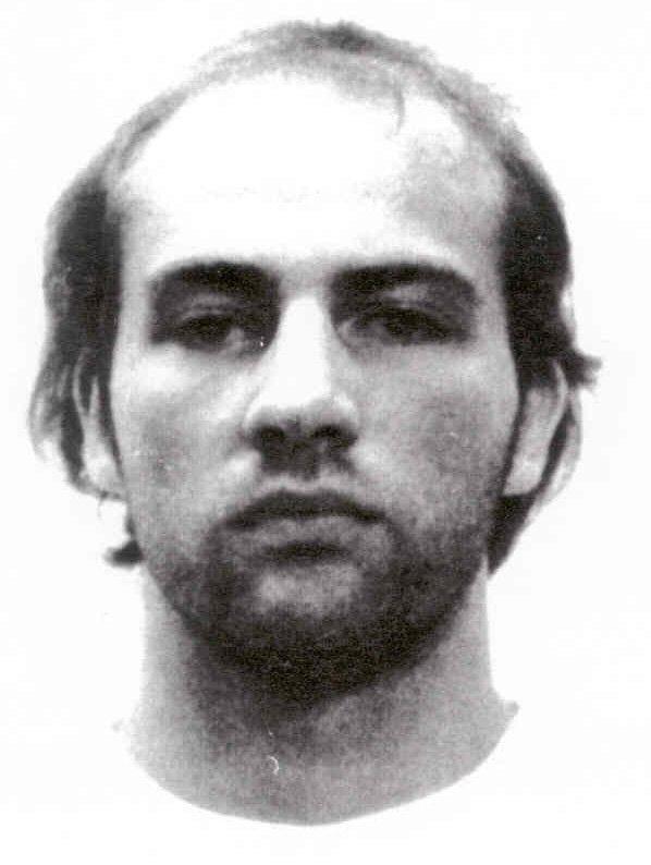 Fahndungs-Foto des Bundeskriminalamts nach dem flüchtigen Norman Volker Franz. Nach dem seit 22 Jahren verschwundenen Doppelmörder ist eine weltweite Öffentlichkeitsfahndung angelaufen.