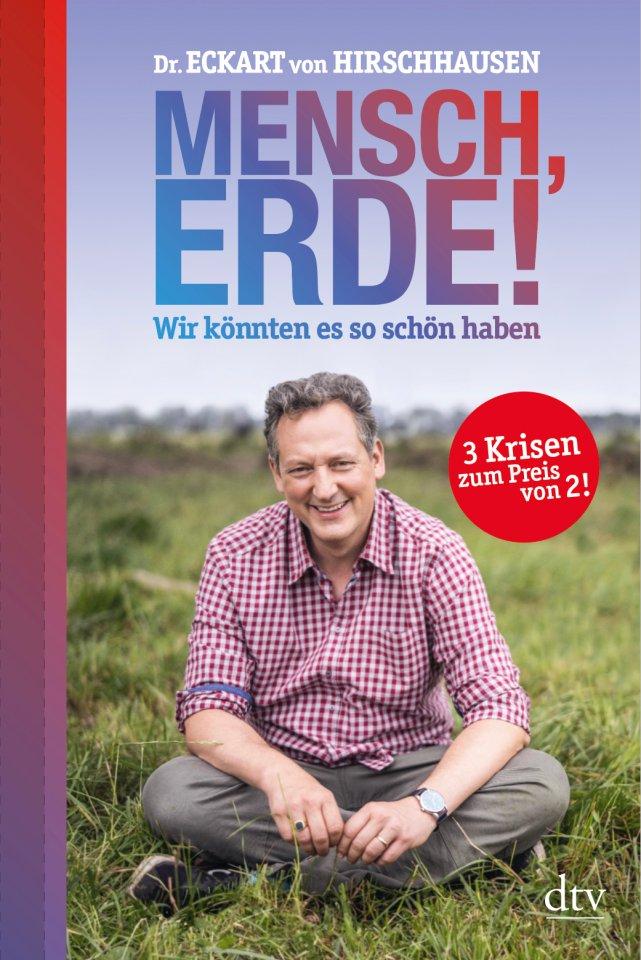 Eckart von Hirschhausens neues Buch.
