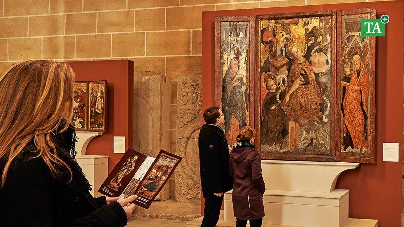 Mittelalter-Kunstsammlung kehrt ins Weimarer Schloss zurück
