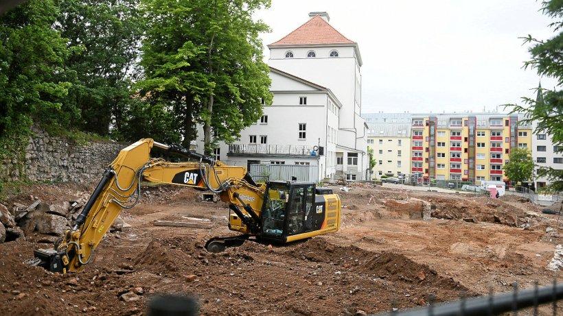 Bombenfund Nordhausen