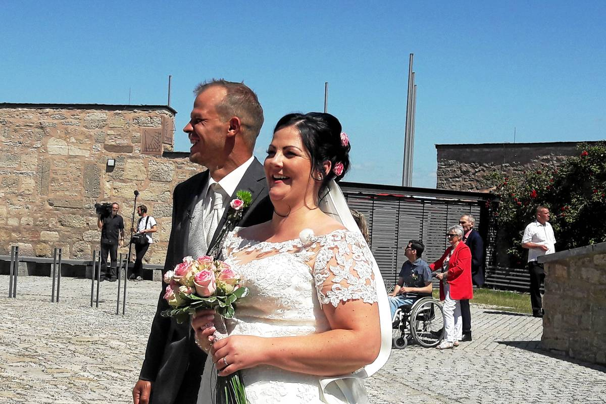 Zwei Eichsfelder Vier Hochzeiten Und Eine Traumreise