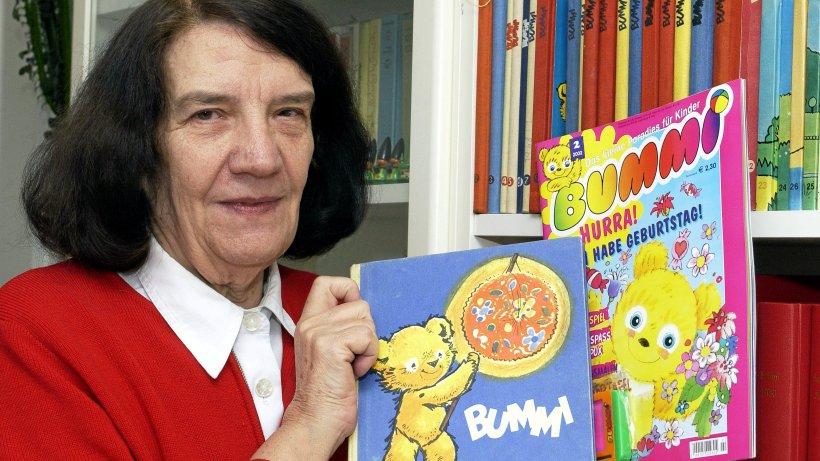 """""""Bummi""""-Erfinderin Ursula Böhnke-Kuckhoff gestorben"""